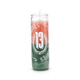 Lucky 13 Multicolor 7 Day Prayer Candle