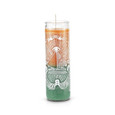 Lucky Egyptian Multicolor 7 Day Prayer Candle