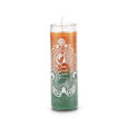 Money Drawing Multicolor 7 Day Prayer Candle