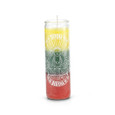 Lucky Buddha Multicolor 7 Day Prayer Candle