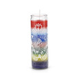 7 Indian Powers 7 Color 7 Day Prayer Candle