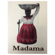 La Madama Laminated Prayer Card