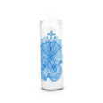 Uncrossing 7 Day 1 Color Prayer Candle White