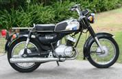 1968 Suzuki K125