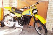 Suzuki RM100N 1979