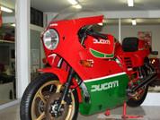 1985 Ducati MHR Mille