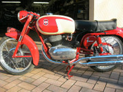 1958 Gilera Red Extra