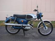 1963 Suzuki Sports 50