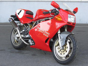 1990 Ducati 900SS Superlight