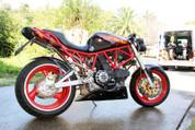 1987 Ducati 900ss Custom