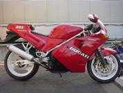 1988 Ducati 851 Strada