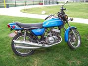 1971 Kawasaki H2 750