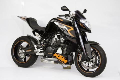 KTM RC8 | KTM RC8 Streetfighter | Custom Bike | RaiderMoto