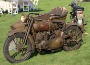 1919 Harley Davidson J Model