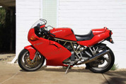 1997 Ducati 750 Supersport