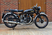 1950 Vincent Black Shadow