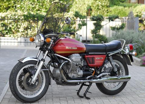 1977 moto guzzi 850 t3 moto guzzi motorcycles. Black Bedroom Furniture Sets. Home Design Ideas