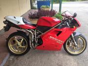 1994 Ducati 916 Varese
