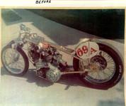 1965 Vincent Drag Bike