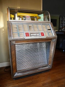 1940's Seeburg Jukebox