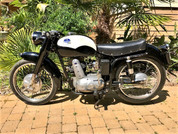 1956 Mondial 175 TV High Cam