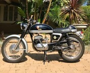 1965 Bultaco Metralla