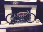 1913 Excelsior Board Track Racer