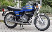 1976 Moto Guzzi TS250