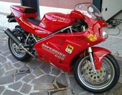 1993 Ducati 888  Strada