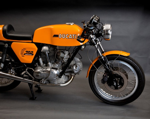 1973 Ducati 750 Sport - Classic Italian Motorcycles - Motorcycle ...