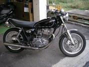 Yamaha SR400 2001