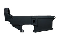 AR15 80% LOWER RECEIVER (FIRE/SAFE MARKING)