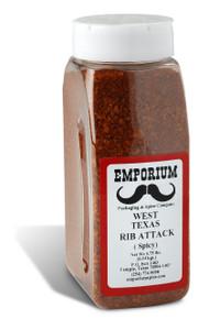 West Texas Rib Attack