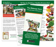 The Oldways Cart Trifold Brochure