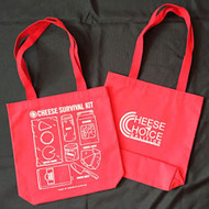 Oldways Cheese Coalition Reusable Tote Bag