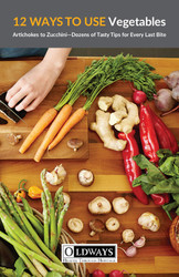 12 Ways To Use Vegetables Cover