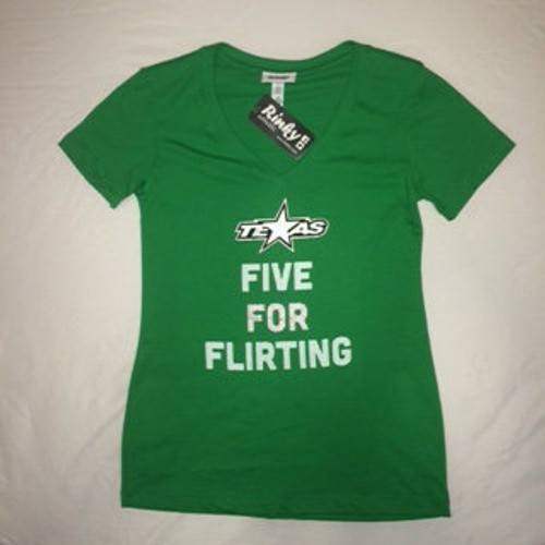 Five For Flirting