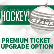 Holiday Pack Upgrade: Premium Tickets