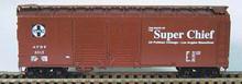 BOWSER HO 40 Foot Box Cars (Double Door) KIT  ATSF 3-1212  OL 1