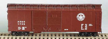 Bowser HO 40 Foot Box Cars (Double Door) KIT  AD&N  3-1201  OL 1