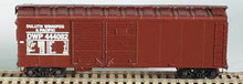 Bowser HO 40 Foot Box Cars (Double Door) KIT DW & P  3-1202  OL 1