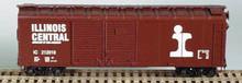 Boswer HO 40 Foot Box Cars (Double Door) KIT IC  3-1206  OL 1