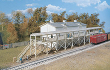 HO Walthers Cornerstone Icehouse and Platform KIT 933-3049 OL 1