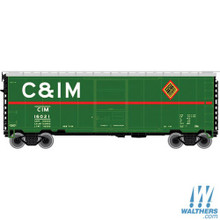 N Atlas PS-1 40' Boxcar Chicago & Illinois Midland 50002342 OL 1