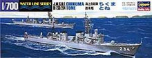 1/700 Scale Plasticl Kit Chikuma/Tone Destroyer  43015  OL 1