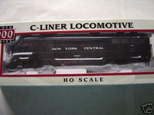 Ho Proto 1000 #31597 C-Liner New York Central #6604  OL 1