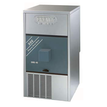 brema dss42a ice maker and dispenser aces commercial equipment. Black Bedroom Furniture Sets. Home Design Ideas