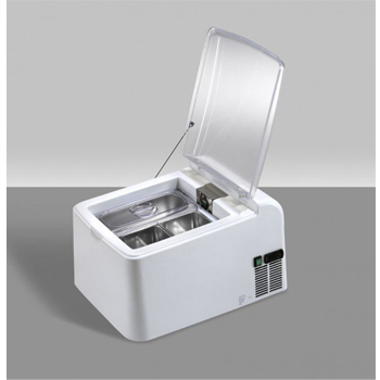 Countertop Ice Cream Freezer : Technocrio CFT0002 Counter Top Ice Cream Freezer Piccolo