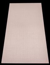 Techno 2' x 4' - Designer White - Carton of 12 Tiles - 96 SF - $12.22 EA