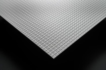 Ingot 2' x 2' - Designer White - Carton of 18 Tiles - 72 SF - $5.51 EA